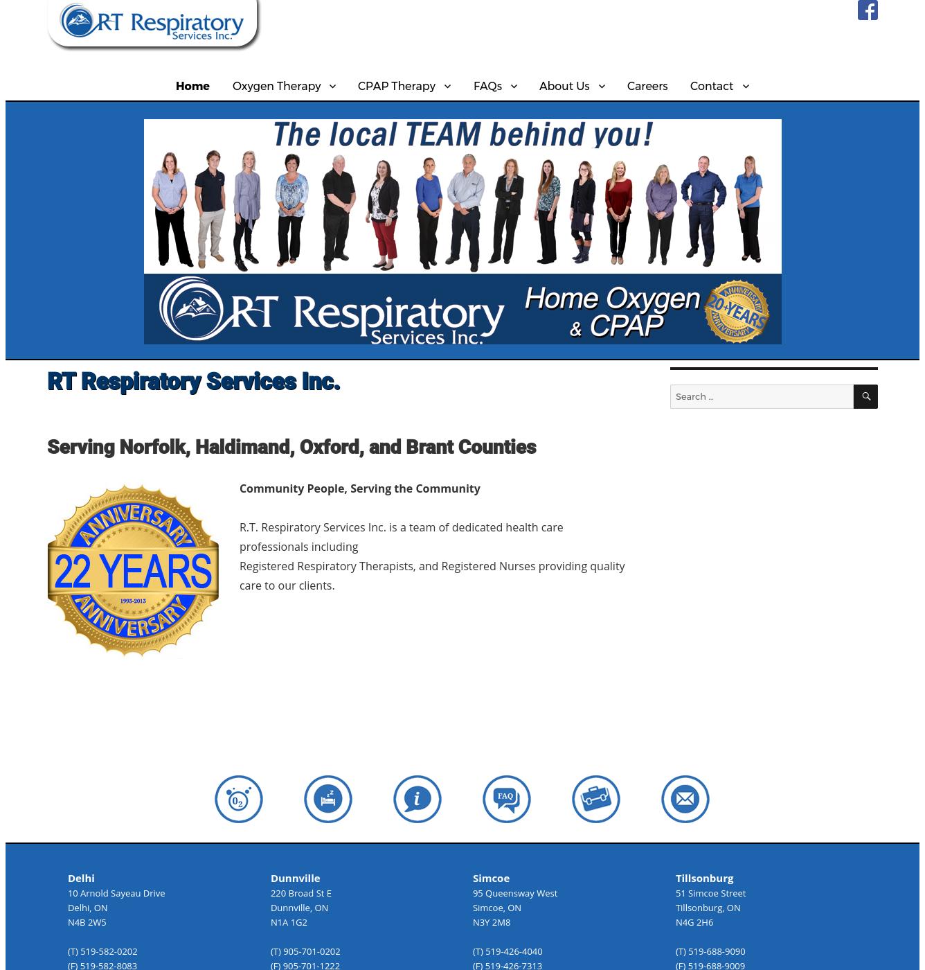 RT Respiratory